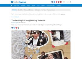 scrapbooking-software-review.toptenreviews.com