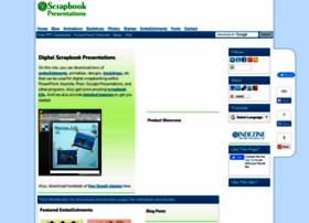 scrapbookpresentations.com