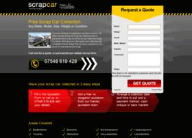 scrapcarremovals.com