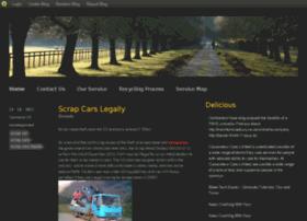 scrapcarslegally.blog.com