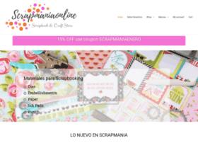 scrapmaniaonline.com