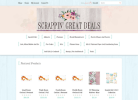 scrappingreatdeals.com