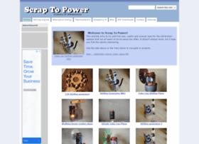scraptopower.co.uk