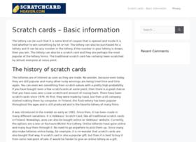 scratchcardheaven.com