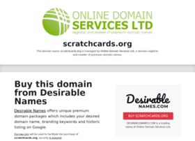 scratchcards.org