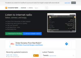 screamer-radio.com