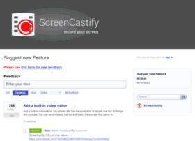 screencastify.uservoice.com