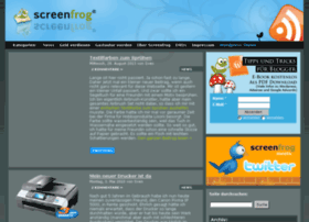 screenfrog.de