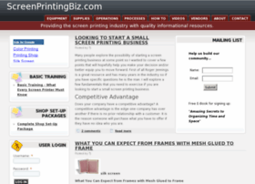 screenprintingbiz.com