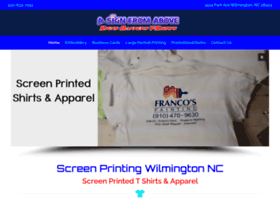 screenprintingwilmingtonnc.net