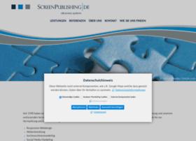 screenpublishing.com