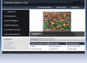 screensaverslist.com
