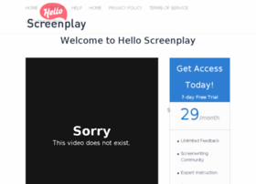 screenwritingpro.com