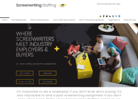 screenwritingstaffing.com