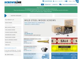 screwsline.co.uk