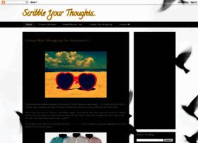 scribbleyourthoughts.blogspot.com