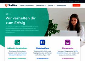 scribbr.de