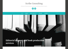 scribe-consulting.com