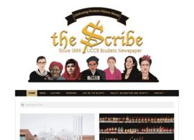 scribe.uccs.edu