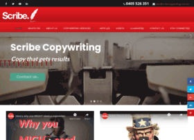 scribecopywriting.com.au