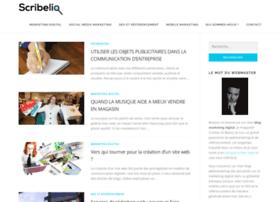 scribelio.fr