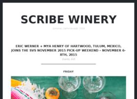 scribewinery.wordpress.com