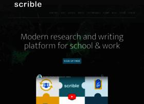 scrible.com