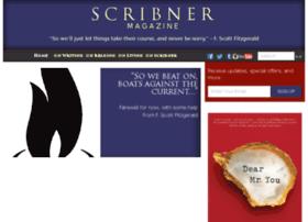 scribnermagazine.com