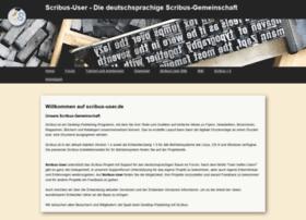scribus-user.de