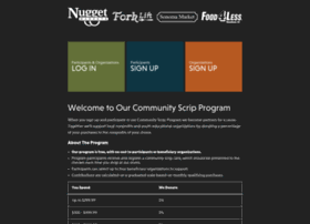 scrip.nuggetmarket.com
