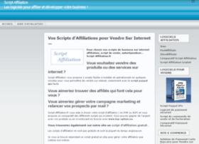 script-affiliation.fr