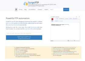 scriptftp.com