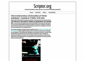 scriptor.org