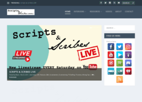 scriptsandscribes.com