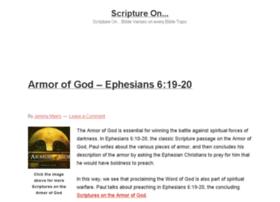 scripture-on.com