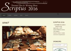 scriptustoronto.com