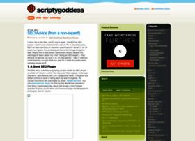scriptygoddess.com