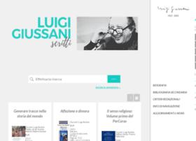 scritti.luigigiussani.org