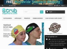 scrubcapshats.com