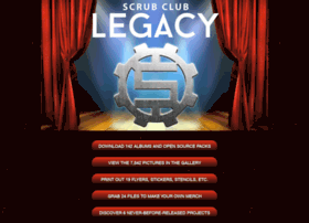 scrubclubrecords.com