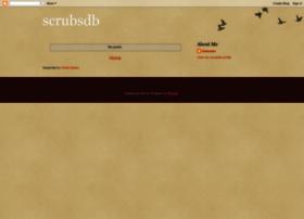 scrubsdb.blogspot.com