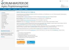 scrum-master.de