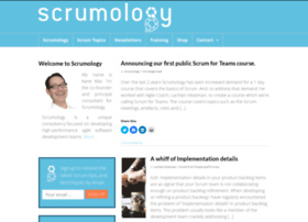 scrumology.net