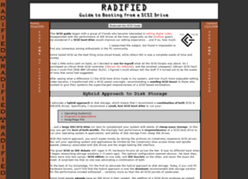 scsi.radified.com
