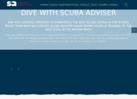 scubaadviser.com.mx