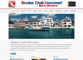 scubaclubcozumel.com
