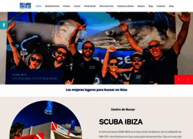 scubaibiza.com
