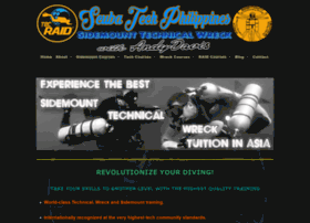 scubatechphilippines.com