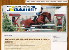 scuderiadolomiti.it