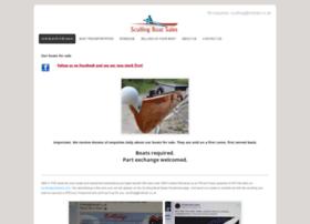 scullingboatsales.com